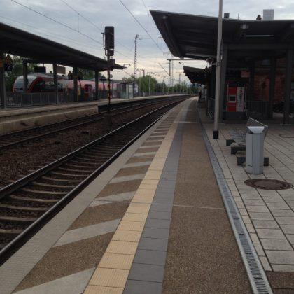 Wanderung Landstuhl Bahnhof