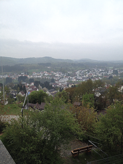 Kirkel Tafeltour Wanderung
