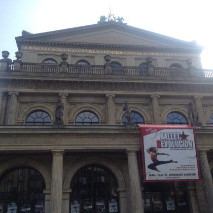 Roter Faden Hannover Opernplatz