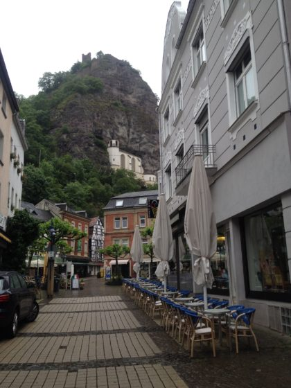 Nahe-Felsen-Weg Wanderblog Idar-Oberstein