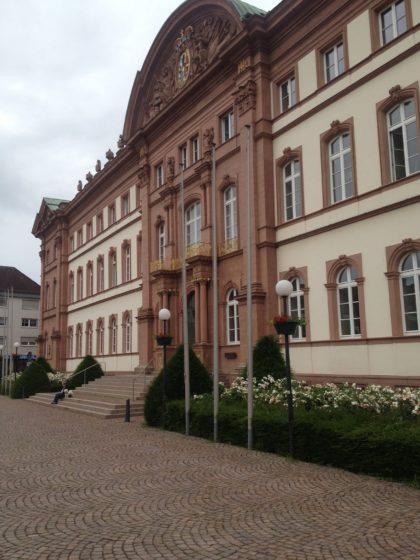 Wandern Zweibrücken Schloss