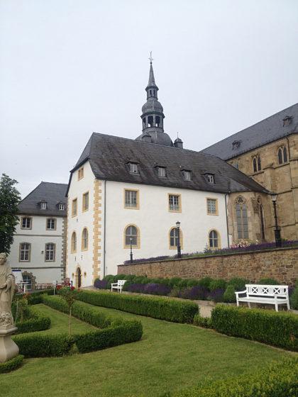 Schaumberger Tafeltour Abtei