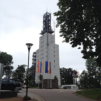Schaumberger Tafeltour Turm