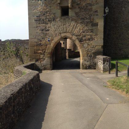 Wanderung Kusel Burg Lichtenberg