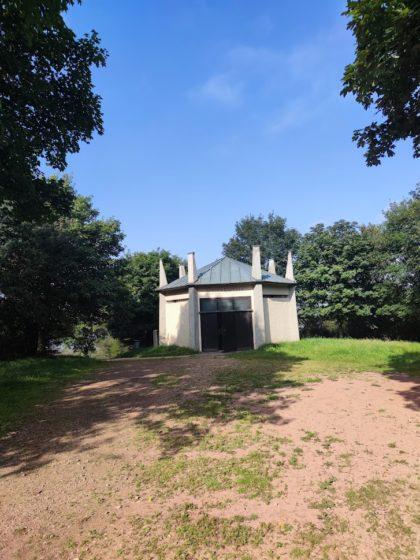 Die Afrika-Kapelle