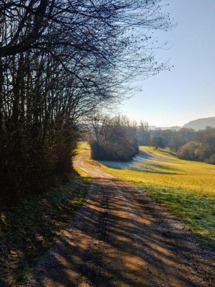 Schon hinter Berschweiler