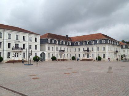 Das Herzogschloss in Zweibrücken