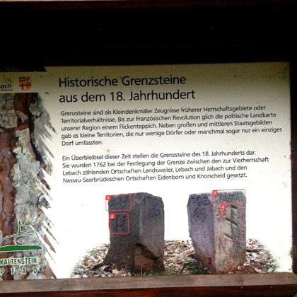 """""""Historische Grenzsteine"""""""
