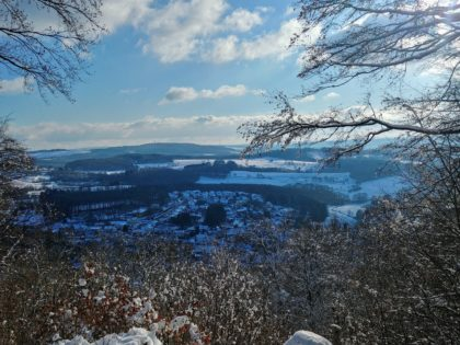 Ausblick vom Matzenberg