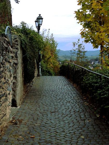 Wandern Saarburg