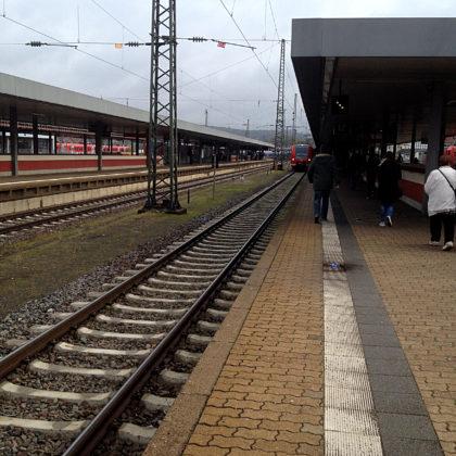 Bahnhof Saarbrücken