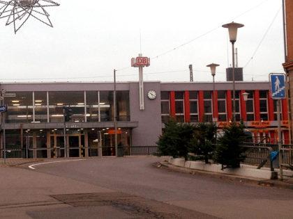 Bahnhof St. Wendel