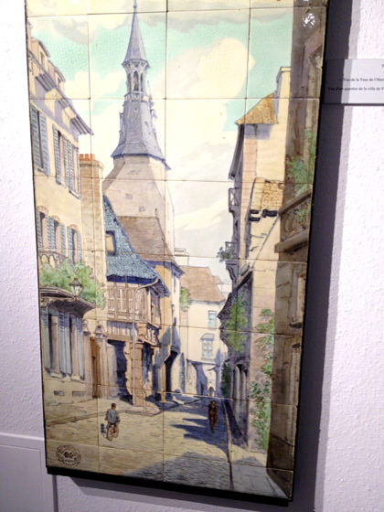 ...noch zwei Gemälde
