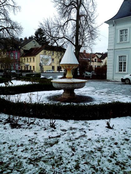 Vom Rosengarten bis...