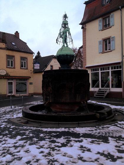 Der Quakbrunnen