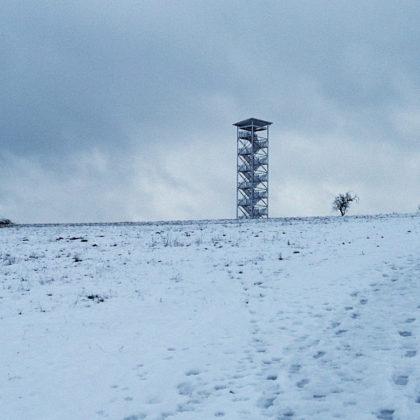 Der Panoramaturm auf dem Betzehübel
