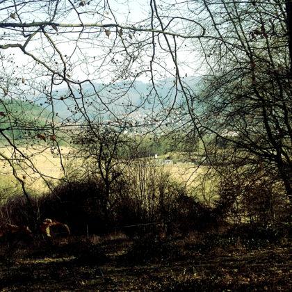 Blicke in die Landschaft