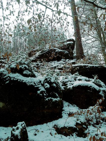 Winterstille.