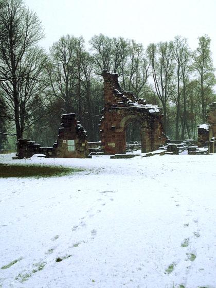 Klosterruine Wörschweiler