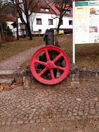 """""""Heinrich, Heinrich, der Wagen bricht!"""""""