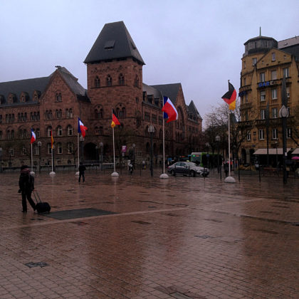 Metz, Place Charles de Gaulle