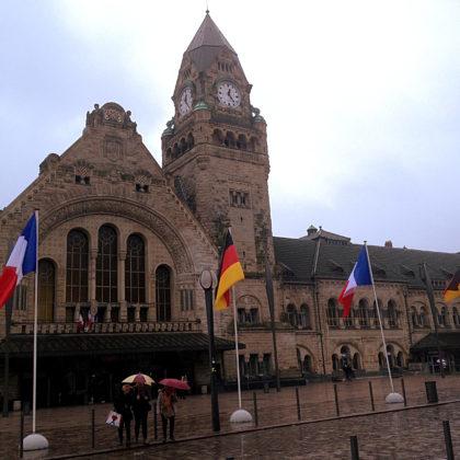Metz, Bahnhof