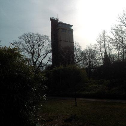 Der Hindenburgturm