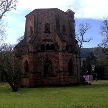 Erbaut im 10. Jahrhundert