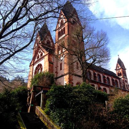 St. Lutwinus Mettlach