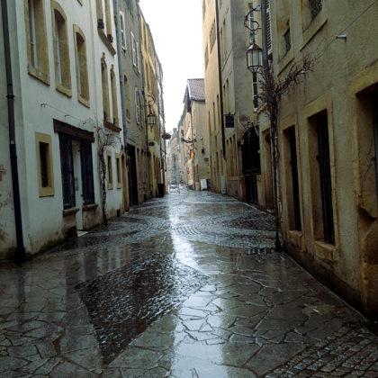 Eine der heftigsten Regentouren überhaupt; Regen von der ersten bis zur letzten Sekunde