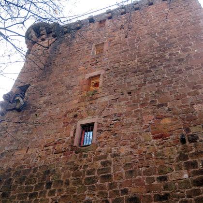 Endlich mal wieder eine Burg, die nicht aussieht wie ein hohler Zahn