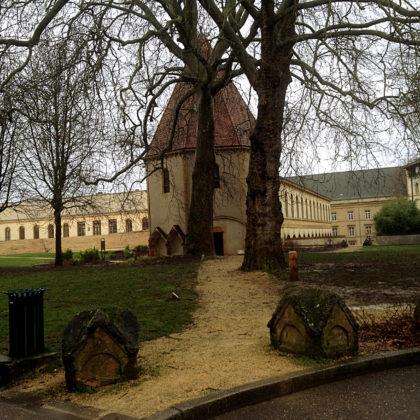 Die Kapelle wurde im 12. Jahrhundert erbaut