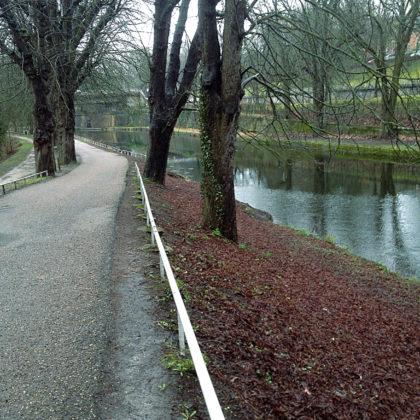 Am Canal de Jouy