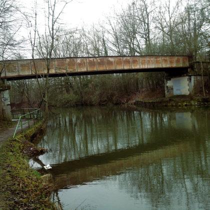 Die vorletzte Brücke