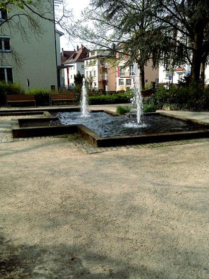 Lohr, Springbrunnen