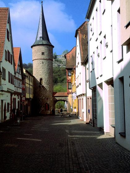 Karlstadt, Maintorturm