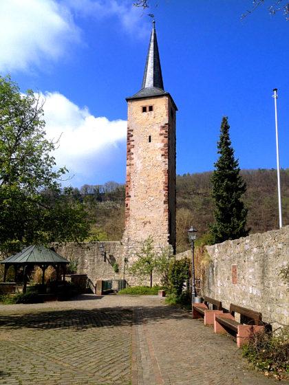 Karlstadt, Roter Turm