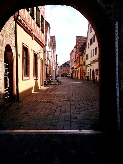 Immer noch Karlstadt