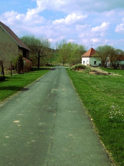 Ortsende Rohrbach