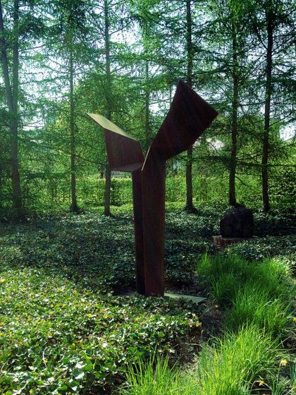 Noch eine Skulptur