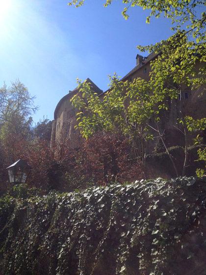 Und noch ein letzter Blick aufs Schloss