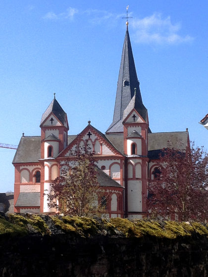 Kirche St. Peter Merzig