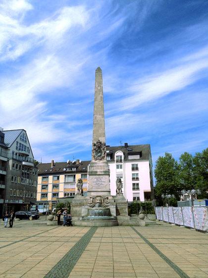 Ludwigsdenkmal (Denkmal für den Großherzog Ludwig IV.)