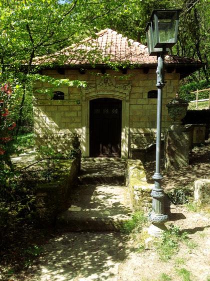 Der Fuussebau-Pavillon