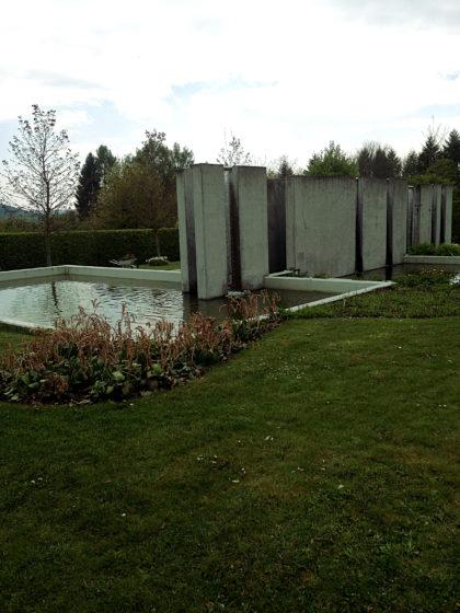 Garten der Sinne, Wassergarten