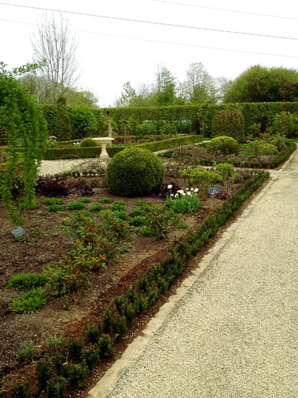 Garten der Sinne, Rosengarten
