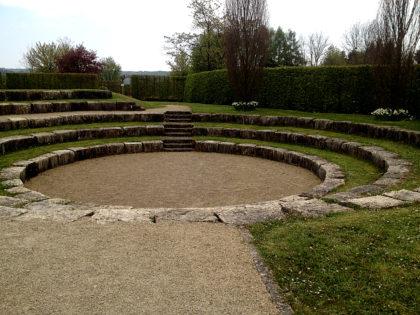 Garten der Sinne, Theatergarten