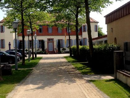 Das Schloss in Michelbach