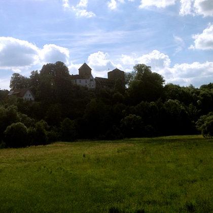 Und noch ein zweiter Blick auf die Burg