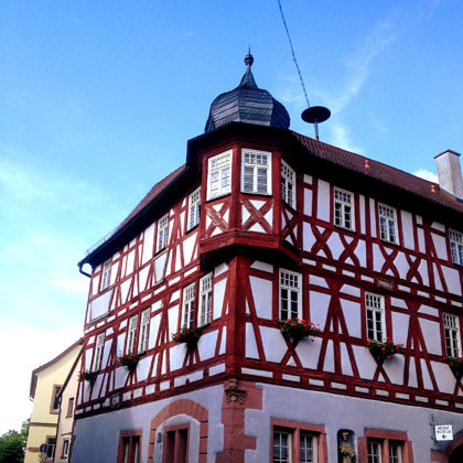 Rieneck, Rathaus